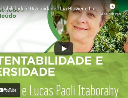 Episódio 33 – Sustentabilidade e Diversidade – Lia Blower e Lucas Paoli Itaborahy
